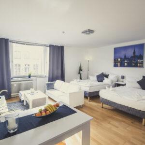 Standard Studio | Appartementhaus Beckergrube