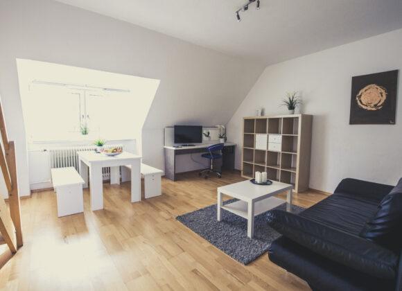 Maisonette |  Appartementhaus Beckergrube