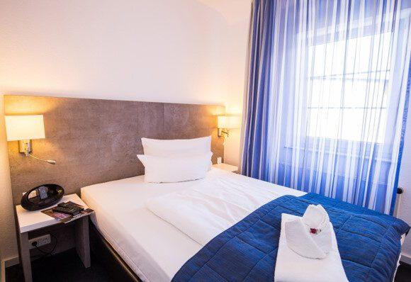 Einzelzimmer | Hotel KO15