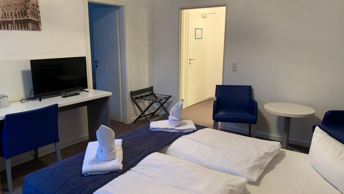 Familienzimmer | Hotel KO15